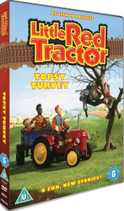 Little Tractor Topsy Turvy