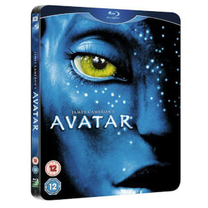 Avatar - Limited Edition Steelbook (Includes DVD) (UK EDITION)