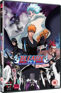 Bleach The Movie: The Diamond Dust Rebellion