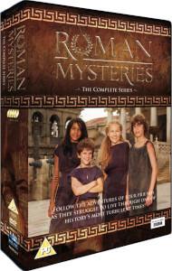 Roman Mysteries – Complete Serie