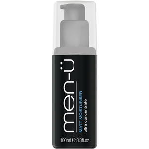 men-ü Matt Moisturiser (mattierende Pflege) 100ml