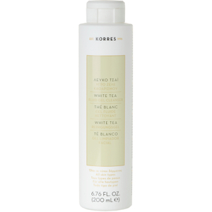 KORRES Natural White Tea Facial Fluid Gel Cleanser 200 ml