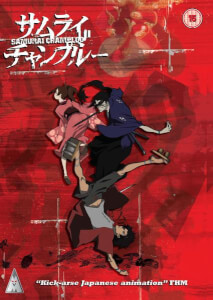 Samurai Champloo Complete Collection