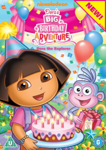 Dora Explorer: Big Birthday Adventure