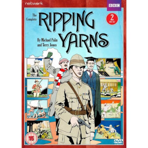 Ripping Yarns - Complete Serie