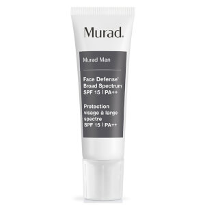 Crema hidratante Murad Man Face Defense SPF 15 (50ml)
