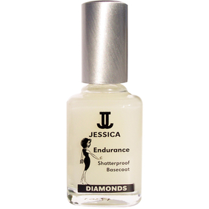 Esmalte de base resistente Diamonds Endurance de Jessica (15 ml)