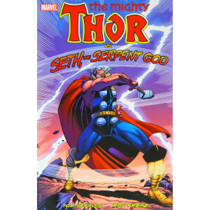 Thor Vs Seth Serpent God Trade Paperback