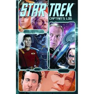 Star Trek: Captains Log - Volume 1 Graphic Novel