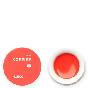 KORRES Natural Mango Lip Butter 6 g