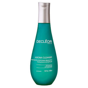 Decléor Aroma Cleanse Alguaromes Toning Shower and Bath Gel (400 ml) - (Værdi: £34,00)