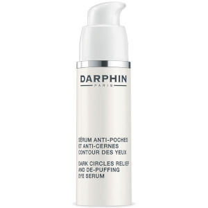 Darphin Dark Circle Relief and De-Puffing Eye Serum 15ml