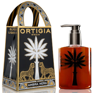 Ortigia Ambra Nera Liquid Soap 300 ml