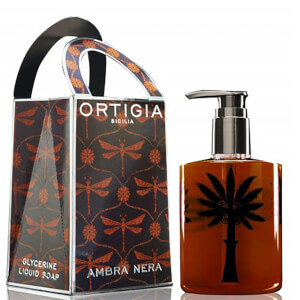Ortigia Ambra Nera Liquid Soap - 300ml