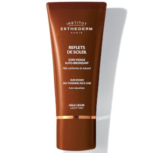Institut Esthederm Sun Sheen Light Tan Self-Tanning Face Cream 50ml