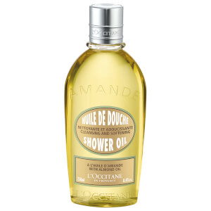 L'Occitane Shower Oil - Almond (250ml)