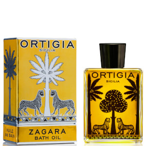 Ortigia Zagara Orange Blossom Bath Oil 200ml