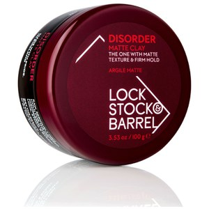 Lock Stock & Barrel Disorder Raw Earth (100g)