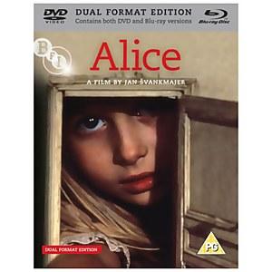 Alice (DVD en Blu-Ray)