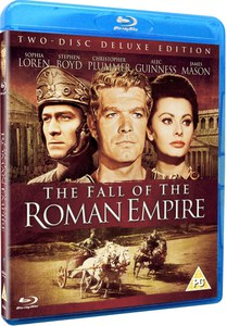 Fall Of The Roman Empire Blu-ray