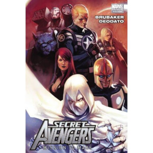 Secret Avengers Trade Paperback Vol 01 Mission To Mars
