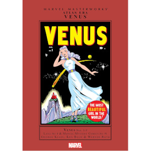 Marvel Masterworks Atlas Era Venus Hardcover Vol 01