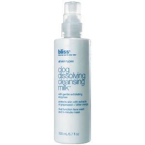 bliss Clog Dissolving Cleansing Milk (200 ml)