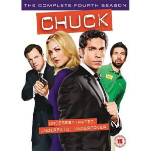 Chuck - Season 4
