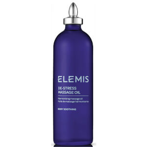 Elemis De-Stress Massage Oil (100 ml)