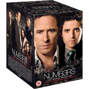 Numb3rs - komplettes Box-Set