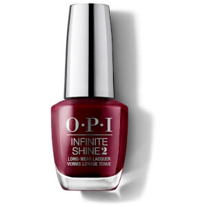 OPI Infinite Shine Malaga Wine Nail Varnish 15ml