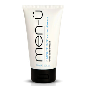 men-u D-TOX Deep Clean Clay Mask 3.4oz