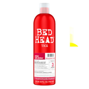 Tigi Bed Head Resurrection Shampoo Level 3 Urban Antidotes 750ml