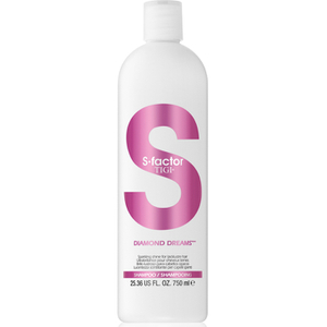 TIGI S-Factor Diamond Dreams Shampoo (25oz)