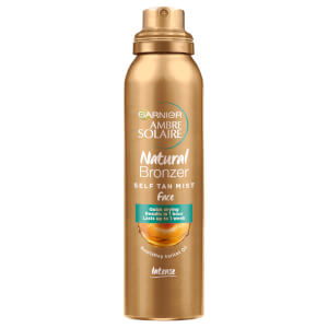 Garnier Ambre Solaire No Streaks Bronzer Face Mist Spray - Original (75 ml)