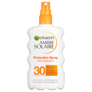 Ambre Solaire Clear Protect Transparent Sun Cream Protection Spray SPF50 200ml