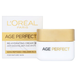 L'Oreal Paris Dermo Expertise Age Perfect Re-Hydrating Dagkrem (50ml)