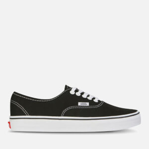 Zapatillas Vans Authentic - Unisex - Negro/blanco