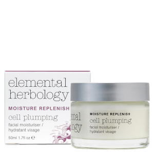 Elemental Herbology Cell Plumping Facial Hydrator SPF8 1.7 oz.