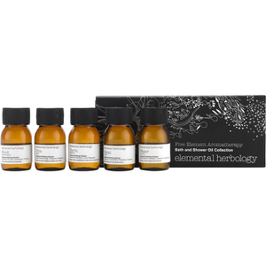 Elemental Herbology Botanical Bathing Infusions 5 x 30 ml