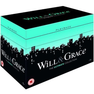 Will and Grace - Die komplette Kollektion