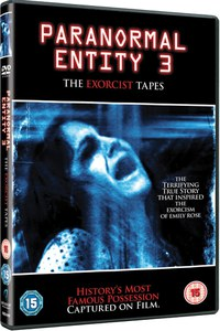Paranormal Entity 3: The Exorcist Tapes