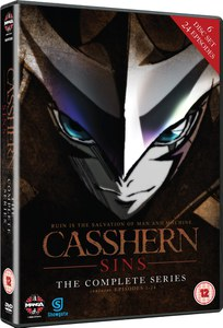 Casshern Sins - Complete Serie Verzameling