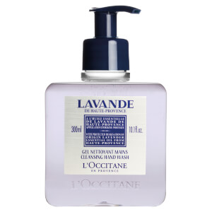 L'Occitane Lavender Cleansing Hand Wash (300ml)
