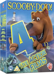 Scooby Doo: Live Action Quad