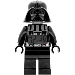 LEGO Star Wars: Darth Vader Mini-Figure Clock