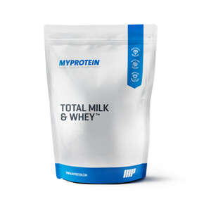 Total мляко и Whey