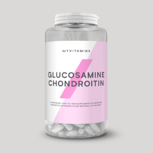 Gliukozaminas ir chondroitinas