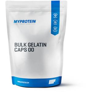 Cápsulas de gelatina a granel 00