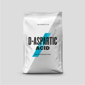 100% D-Aspartic Acid